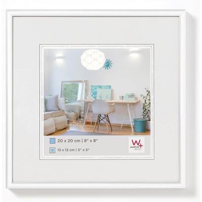 walther-design-kv220w-marco-blanco-expositor-de-pie-retroiluminado