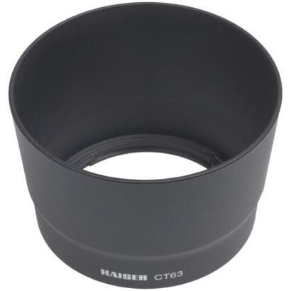 kaiser-6863-parasol-de-objetivo-negro