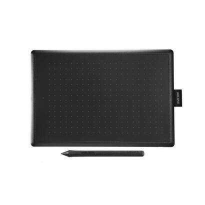 wacom-one-by-medium-tableta-digitalizadora-2540-lineas-por-pulgada-216-x-135-mm-usb-negro-rojo