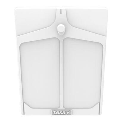 tesa-77777-00000-gancho-para-almacenamiento-interior-gancho-universal-rojo-blanco-2-piezas
