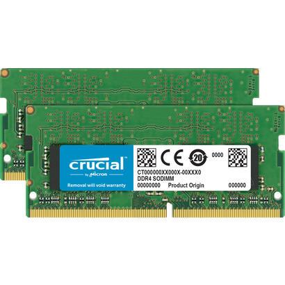 crucial-32gb-ddr4-2666-mts-kit-16gbx2-sodimm-260pin-for-mac