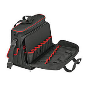 knipex-00-21-10-le-caja-de-herramientas-negro-rojo-poliester