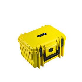 b-w-outdoor-case-type-2000-inserto-de-particion-acolchado-amarillo