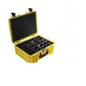 b-w-outdoor-case-type-6000-amarillo-con-inserto-de-espuma-precortado