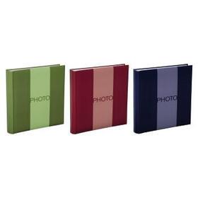 hama-00001823-album-de-foto-y-protector-azul-verde-rojo-100-hojas