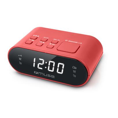 muse-m-10-rojo-radio-despertador-fm-con-altavoz-integrado