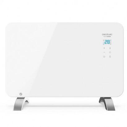 cecotec-ready-warm-6650-crystal-connection-radiador-electrico-wi-fi-1000w
