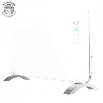 cecotec-ready-warm-6750-crystal-connection-radiador-electrico-wi-fi-2000w-blanco