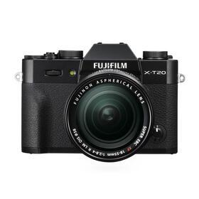 fujifilm-x-t20-xf-18-55mm-f-28-4-r-lm-ois-243-mp-6000-x-4000-pixeles-cmos-iii-4k-ultra-hd-pantalla-tactil-negro
