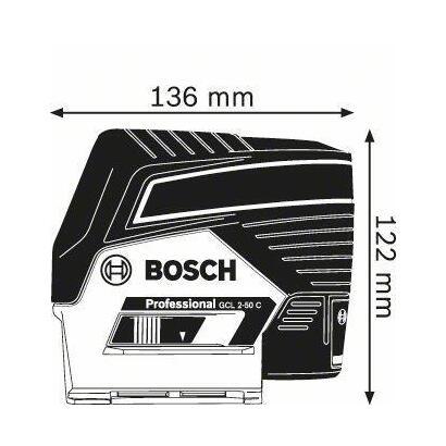 laser-combinado-bosch-gcl-2-50-c-professional-rm2-bm3-laser-de-lineas-cruzadas