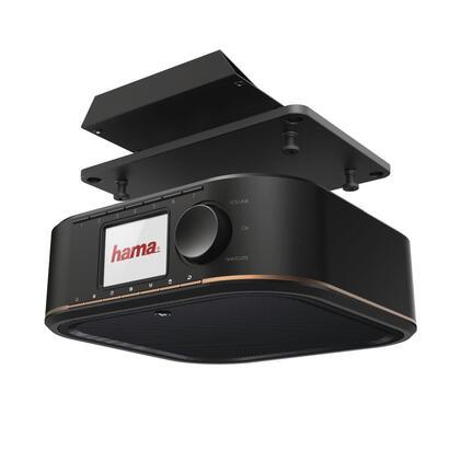 hama-dr350-radio-portatil-analogico-y-digital-negro
