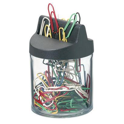 durable-briefklammernspender-mit-magnet-inkl-briefklammern