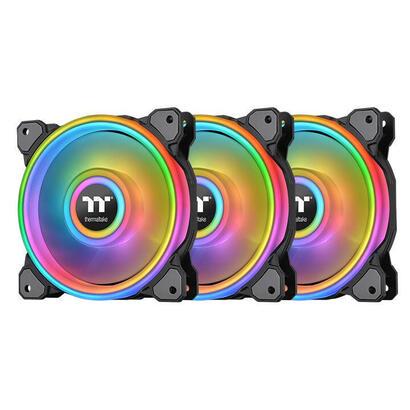 thermaltake-riing-quad-14-rgb-radiator-pack-3-ventiladores-edicion-premium-negro
