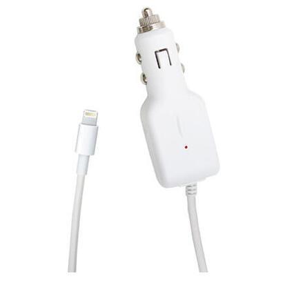 ksix-cargador-de-coche-lightning-1a-para-iphone