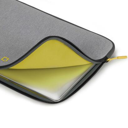 dicota-skin-flow-13-141-gris-amarillo