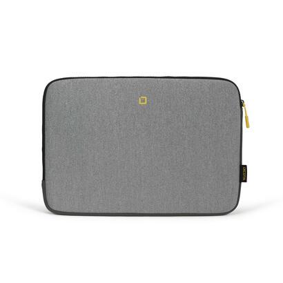 dicota-skin-flow-15-156-gris-amarillo