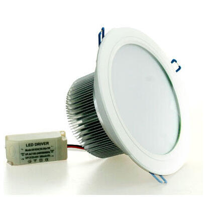 foco-led-24w-luz-fria-empotrable-tipo-down-light-diametro-165cm195cm-marco-blanco-profundidad-8cm