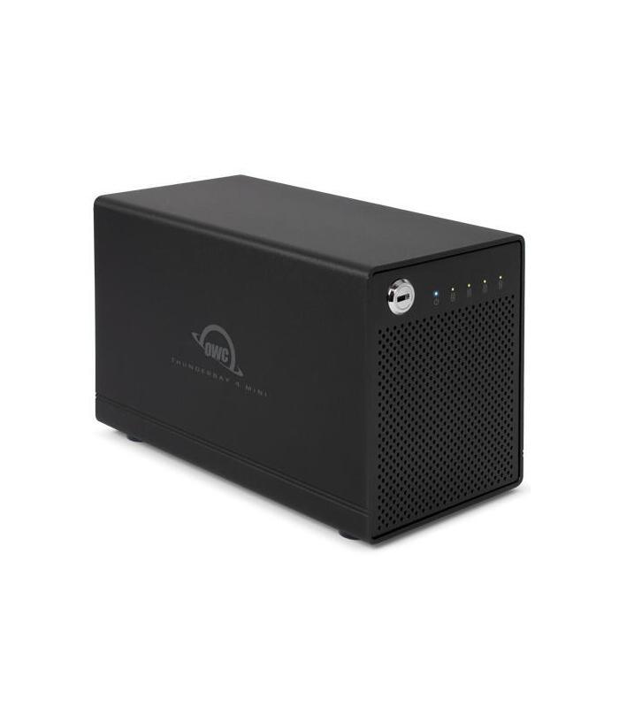 owc-thunderbay-4-mini-25-carcasa-de-disco-durossd-negro