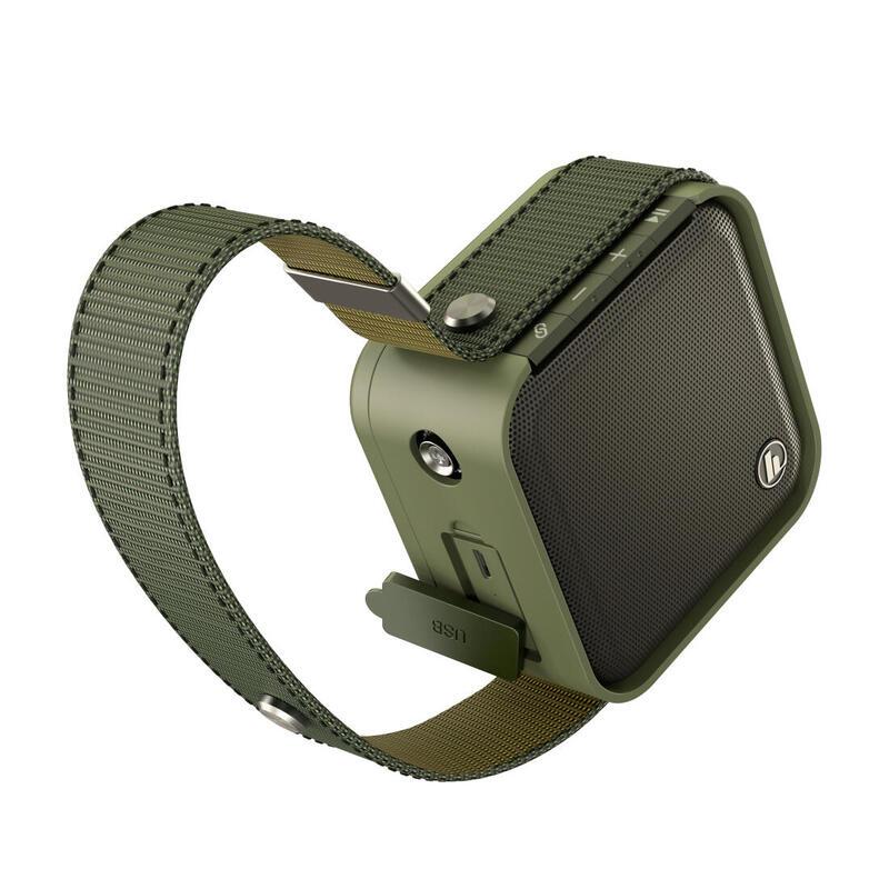 hama-soldier-s-5-w-altavoz-monofonico-portatil-oliva