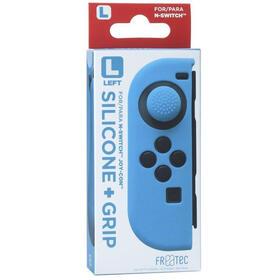 fr-tec-funda-silicona-grip-para-joy-con-izquierdo-azul-para-nintendo-switch