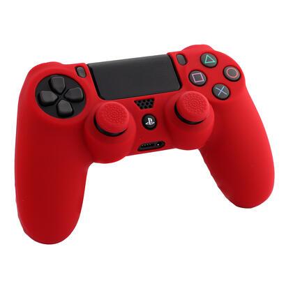 silicona-mando-rojo-grips