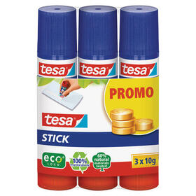 tesa-stick-ecologo-3x10g-barra-de-pegamento-transparente-redonda