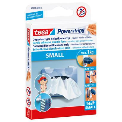 tesa-powerstrips-small-adhesivo-blanco-14-piezas