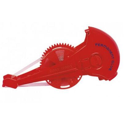 tesa-rodillo-adhesivo-permanente-ecologo-casete-de-recarga-cinta-adhesiva-roja-14-metros