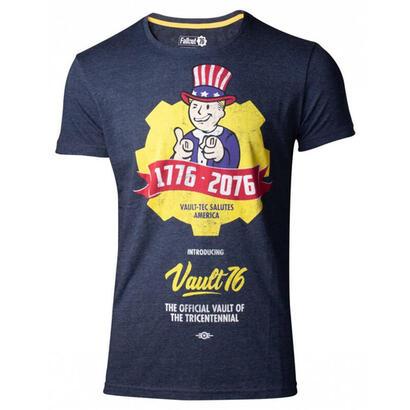camiseta-fallout-76-vault-76-xl