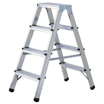 brennenstuhl-1402040-escalera-plegable-2x4-aluminio