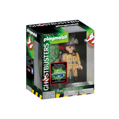 playmobil-ghostbusters-r-stantz-6-anos-multicolor