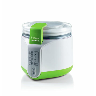 maquina-para-hacer-queso-y-yogur-ariete-b-cheese-615-500w-2l-hasta-90-6-programas-cestillos-quesoyogur-griego-contenedor-yogur