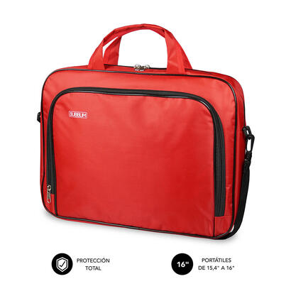 maletin-subblim-oxford-red-para-portatiles-hasta-154-16-391-4064cm-interior-acolchado-bolsillo-exterior-correa-de-hombro