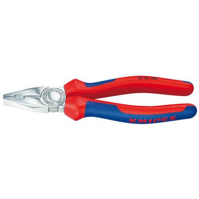 knipex-03-05-160-alicates-de-electricista-acero-de-plastico-azulrojo-16-cm-222-g