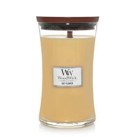 woodwick-oat-flower-vela-alrededor-amarillo-manzanilla-miel-lavanda-1-piezas