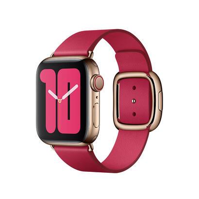 apple-40mm-raspberry-modern-buckle-medium
