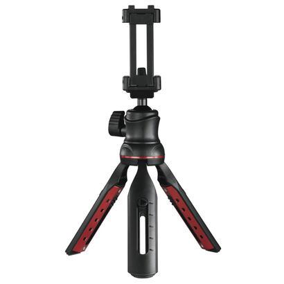 hama-solid-ii-21b-tripode-smartphonecamara-digital-3-patas-negro-rojo