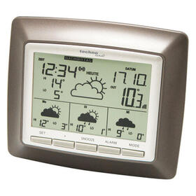technoline-wd-4008-estacion-meteorologica-digital-acero-inoxidable