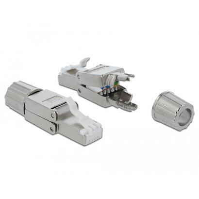 delock-86476-conector-modular-rj45-cat6-stp-sin-herramientas