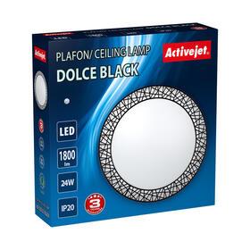 plafon-led-activejet-aje-dolce-negro