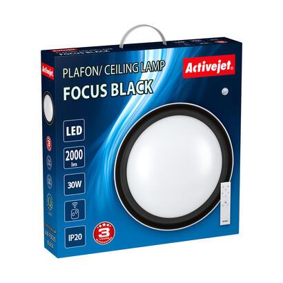 plafon-led-activejet-aje-focus-black-mando-a-distancia