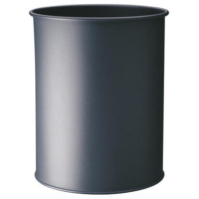 durable-papelera-metal-redondo-15-litros-metalizado-plata