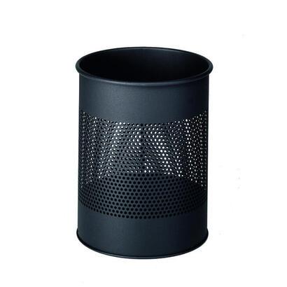 durable-papelera-metal-redondo-15-litros-con-anillo-165mm-anthr