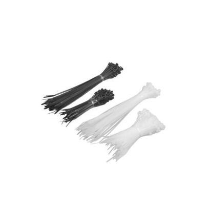 lanberg-pack-400-bridas-transparentes-y-negras-org01-bvp400-mc2-medidas-y-color-segun-especificaciones