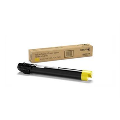 toner-xerox-wc7425-wc7428-wc7435-amarillo-15000p-006r0139