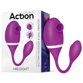 no-eight-succionador-de-clitoris-y-huevo-virbador-2-en-1-silicona-usb