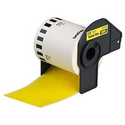 brother-dk44605-amarilla-cinta-continua-removible-de-papel-termico-generico-dk-44605