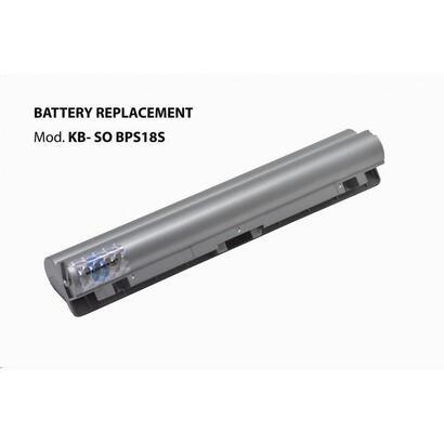 kloner-kb-sobps18-bateria-para-sony-111v-4400mah