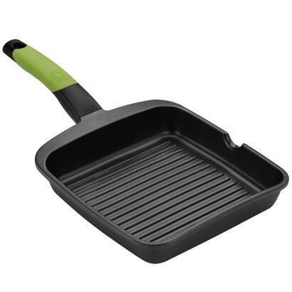 bra-grill-prior-a-rayas-a121456-22x22cm-espesor-5mm-aluminio-fundido-teflon-classic-antiadherente-mango-baquelita-termo-resisten