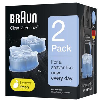 braun-cleanrenew-cartuchos-de-recarga-para-afeitadora-electrica-hombre-51-unidades-compatibles-con-todos-los-centros-smartcare-y